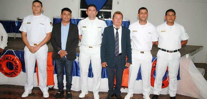 Cerimônia de encerramento do curso Marinha do Brasil e entrega de certificado